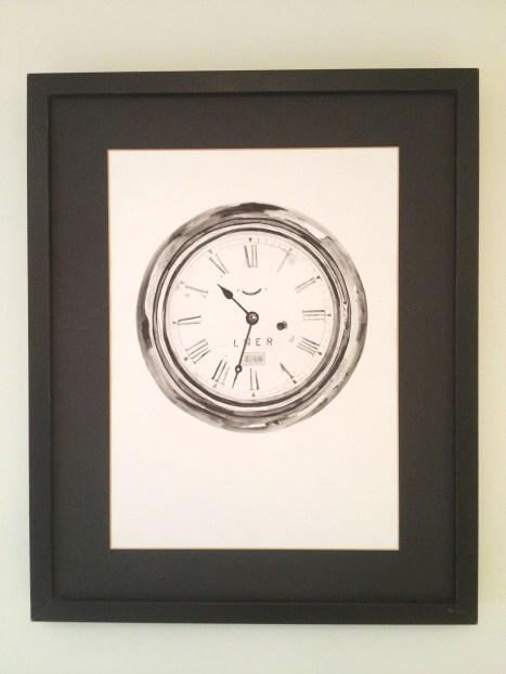 LNER Clock